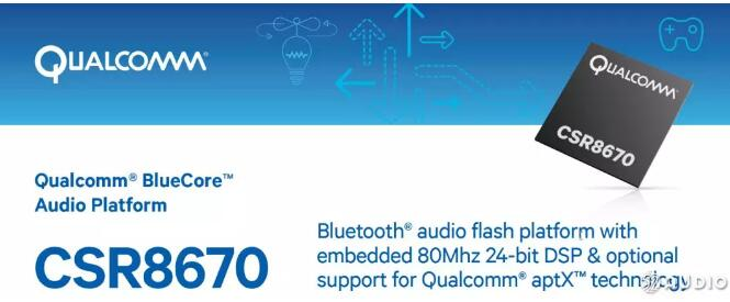 Qualcomm Qualcomm TWS True Wireless Headset Solution CSR8670